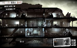 This war of mine 01 - Haus Innenansicht